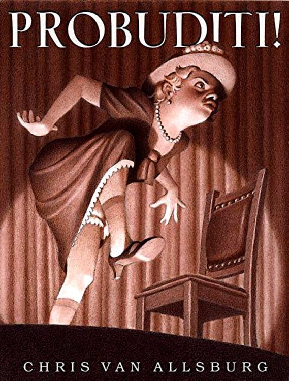 an introduction to the life of chris van allsburg an author