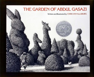 Van Allsburg, Chris. The Garden of Abdul Gasazi (Сад Абдула Гасази) (ill. Van Allsburg, Chris). HMH Books for Young Readers, 1979