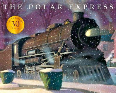 Van Allsburg, Chris. The Polar Express (Полярный экспресс) (ill. Van Allsburg, Chris). Andersen Press, 2015