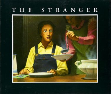 Van Allsburg, Chris. The Stranger (Незнакомец) (ill. Van Allsburg, Chris). HMH Books for Young Readers, 1986