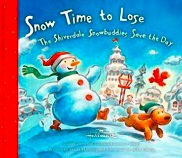 Manning, D. Snow Time to Lose. The Shiverdale Snowbuddies Save the Day (Как Рекс спас новогоднее представление) (ill. Esberg, M.). Ser.: A Story from the Hallmark Holiday Series. Hallmark Cards, Inc., 2013