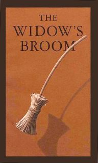 Van Allsburg, Chris. The Widow's Broom (Метла вдовы) (ill. Van Allsburg, Chris). HMH Books for Young Readers, Library Binding edition, 1992